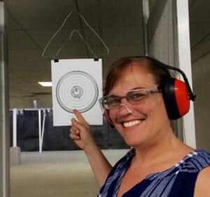 sue with ruger holes